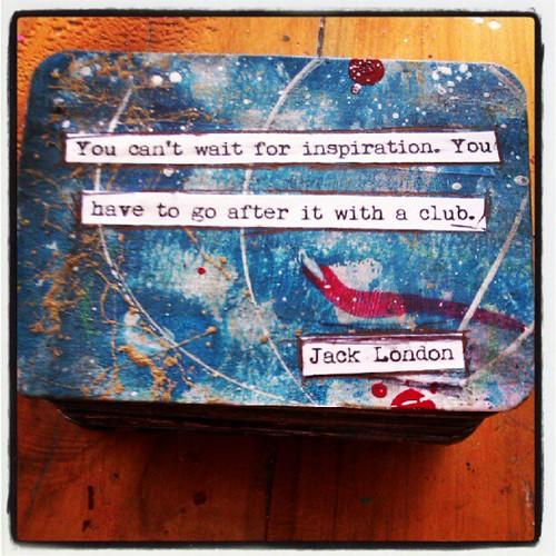 Inspiration deck.