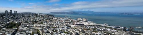 Panoramica de la ciudad.