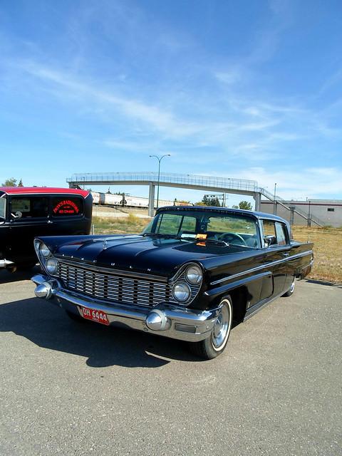 1960 Lincoln Premiere Coupe