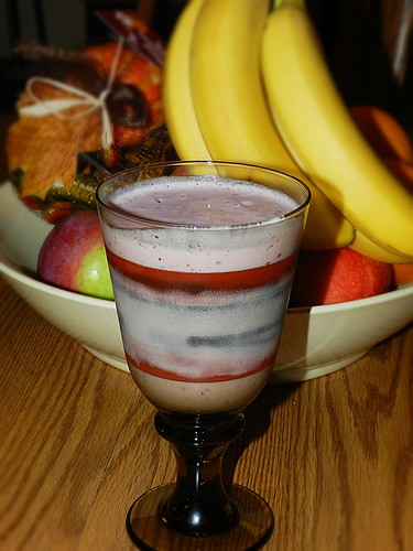 Banana Berry Smoothie (3)