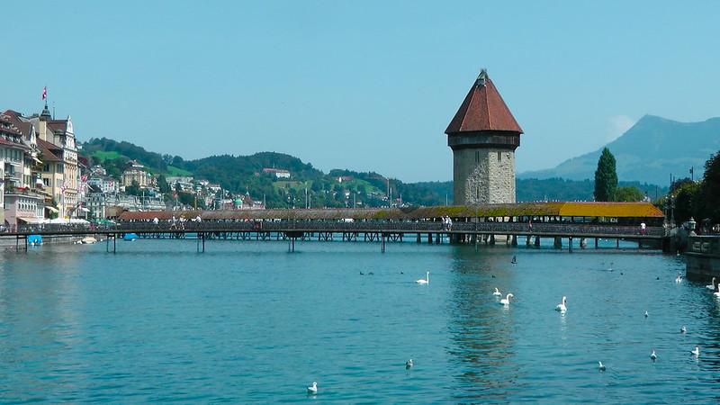 Luzern und Zug