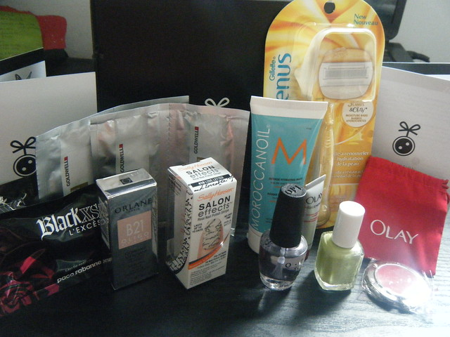 Luxe Box May & June