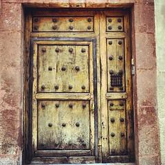 Serie Puertas. #6/10 #Puertas #Puerta #Artesania #Carpinteria #CarpinteriaArtesanal #Tipica #Madera #ArtDeco #Arte #SanMigueldeAllende #Mexico #MisVacaciones #Pueblosmágicos