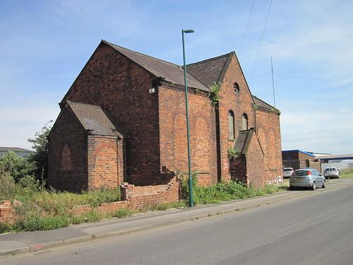 St Marys Church , Warrenby