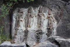 Ramar, Seetha, Lakshman and Hanumar