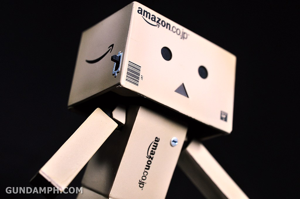Revoltech Danboard Mini Amazon Box Version Review & Unboxing (38)