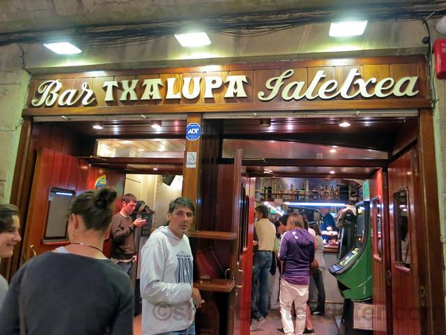 Bar Txalupa Jatetxea