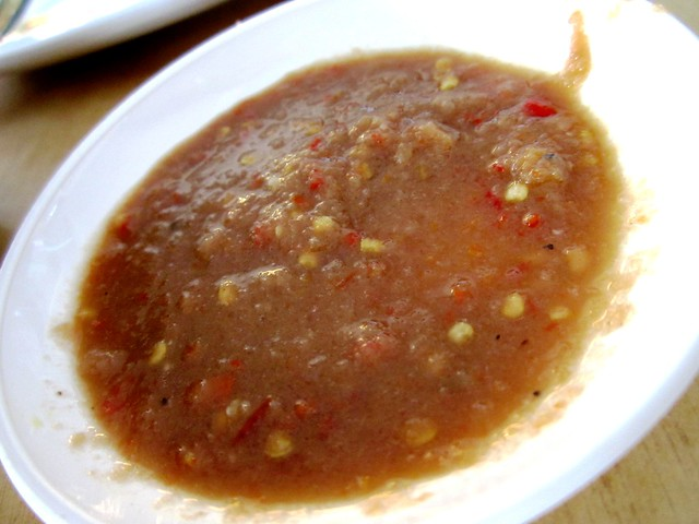 Sri Pelita sambal belacan