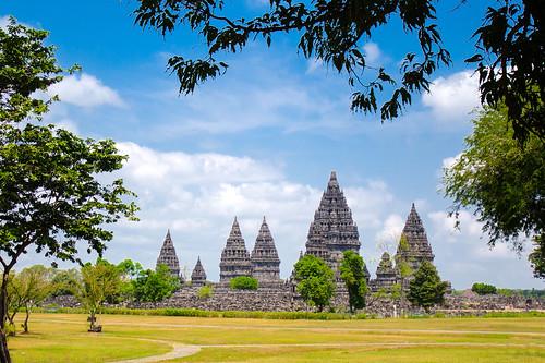 Prambanan, Java, Indonesia