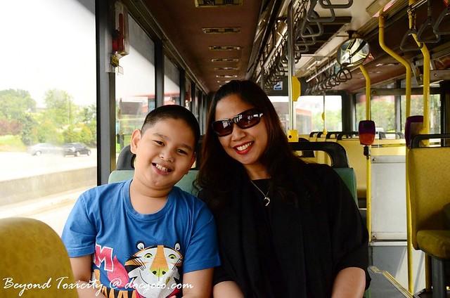 take 2 beautiful smiles to singapore