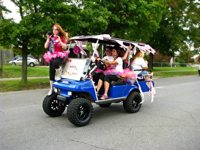 P2C Boobie Cart