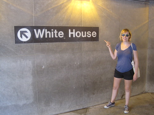 To The White House