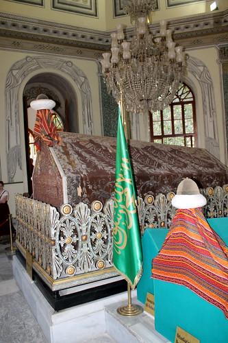 Osman Gazi tomb