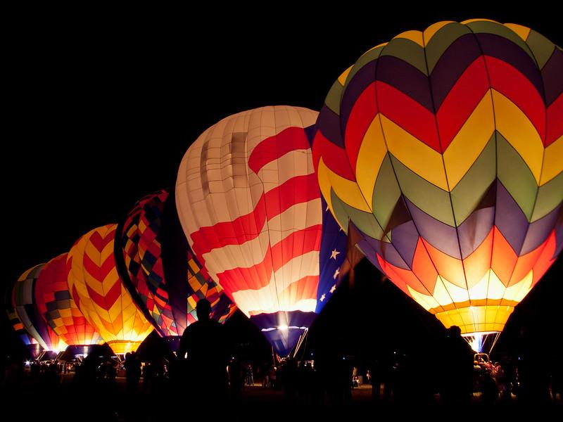 3-2-1-Gloooow, Dawn Patrol, Great Reno Balloon Race