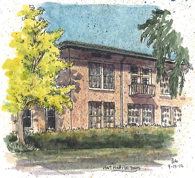 hart hall (back), uc davis