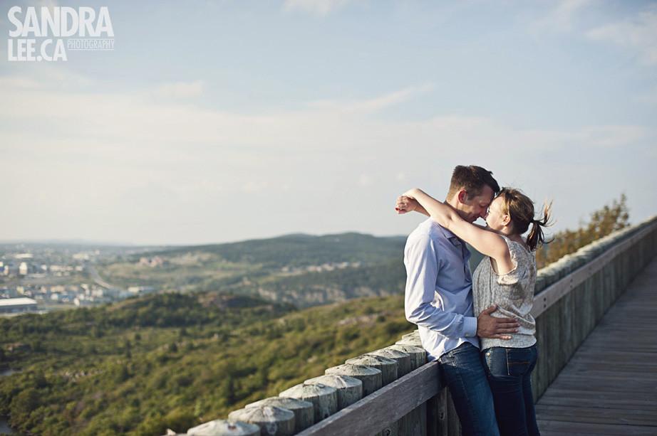 Aimee + Chris :: Signal Hill Engagement