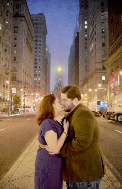 Engagement Photoshoot: Erica and Chris