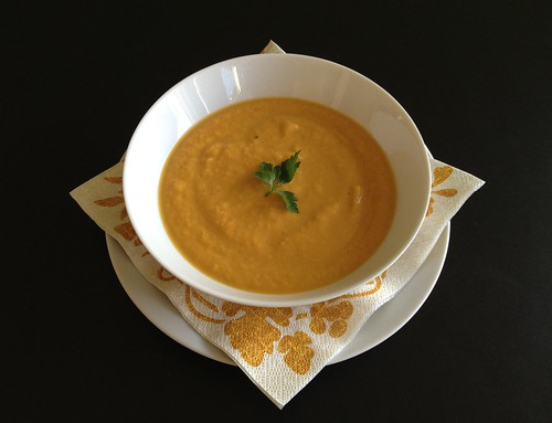 Thai Carrot Soup