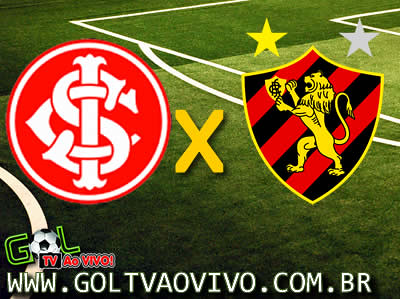 Assistir Internacional x Sport ao vivo 18h30 Campeonato Brasileiro