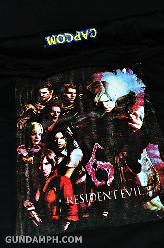 Resident Evil 6 Special Pack Jacket & Shirt PS3 Philippines Release (6)