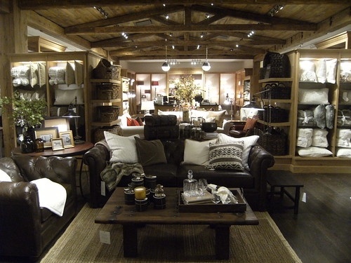 Pottery Barn West Edmonton Mall 10/5/12 by darrellinyvr
