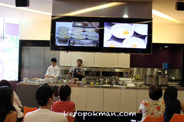 2nd Anniversary Cooking Class at ToTT