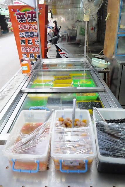 29497790630 e108bb08df z - 來來冰果店:水湳市場內營業近30個年頭的老字號冰菓店,料多又實在價格也便宜,老闆人很好也很親切