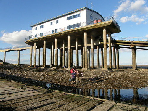 Roa Island Lifeboat Station