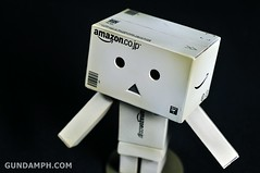 Revoltech Danboard Mini Amazon Box Version Review & Unboxing (40)