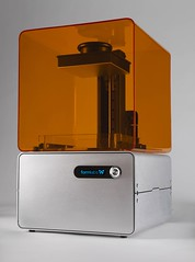 Form 1 desktop 3D printer