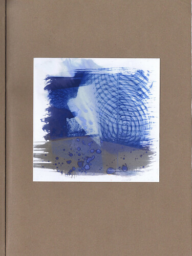 "Artists Book, ""Leylines"" an art based inquiry. by Russell Moreton"