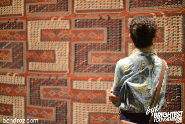 Sep 28, 2012-Textile Museum BYT 40 - Ben Droz