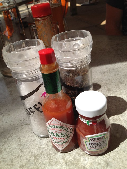 Condiments - Cheeky's