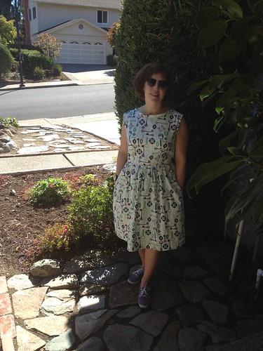 Last dress of summer