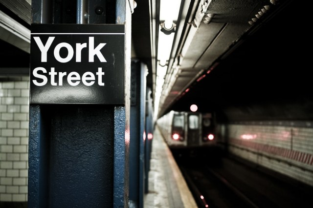 New York facets - York Street