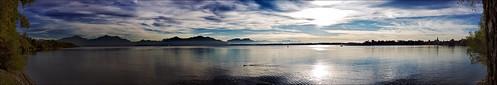 Chiemsee-Panorama