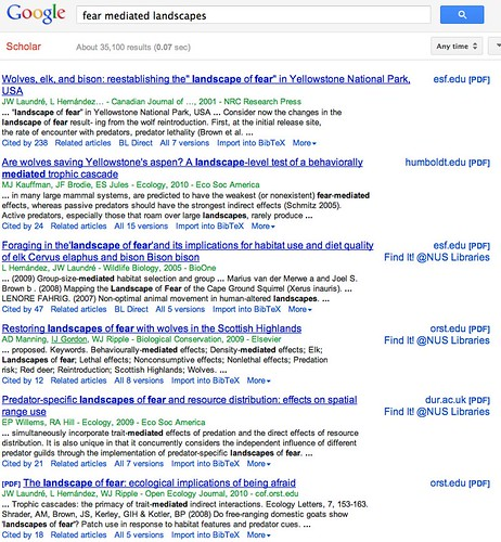 Google Scholar with Find It! @ NUS Libraries