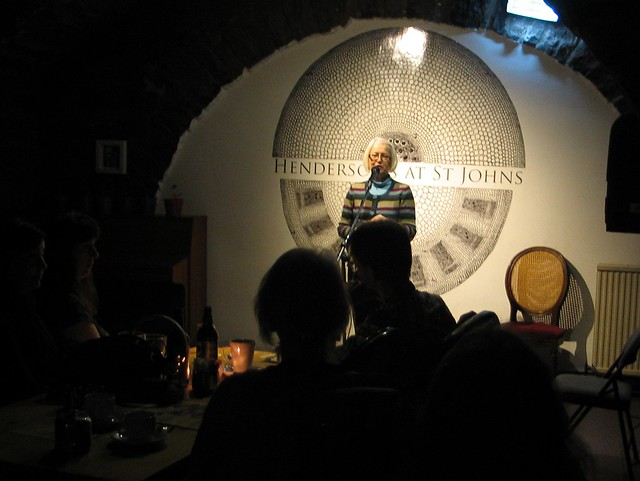 Shore Poets October -- host Christine de Luca