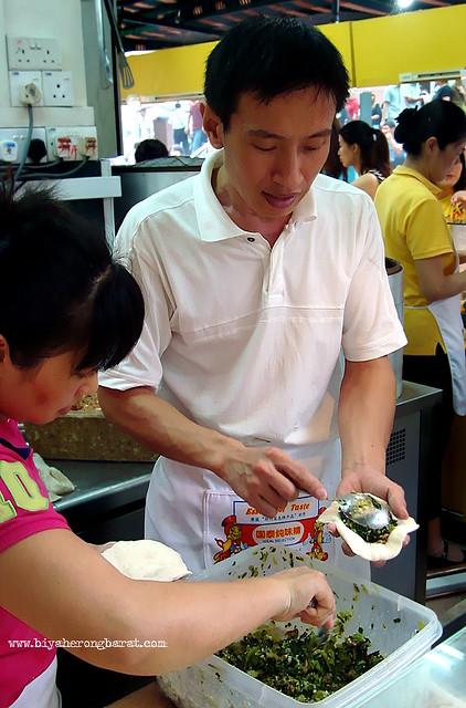 Cha Siu Bao in Cantonese
