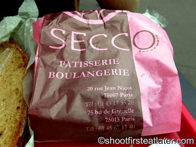 Secco Patisserie Boulangerie