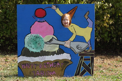 This year's birthday cutout-a masterpiece, Paul!