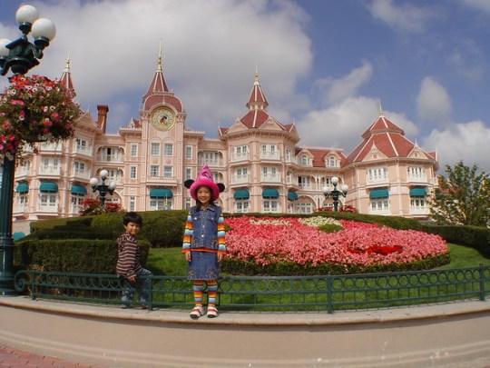 Disneyland and Kids