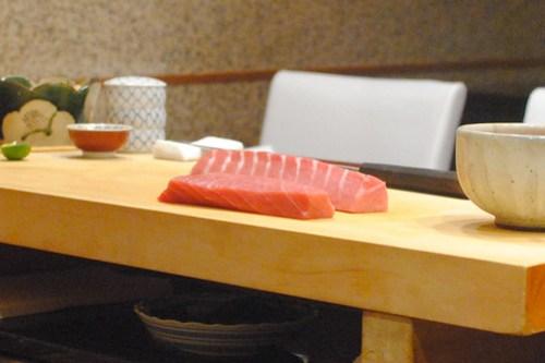 tuna cuts
