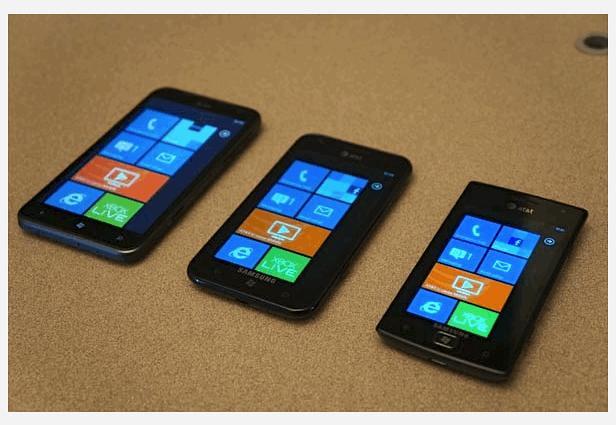 5 - Windows Phone 7.5
