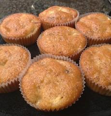 Muffins met een K