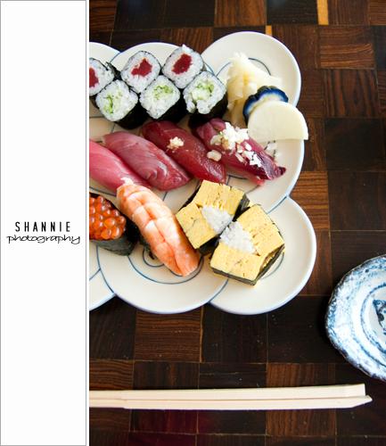 Nigri Sushi Jyo-Sen at Aoki 青木の握り寿司上選