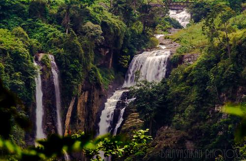 Lower Ramboda falls by Balavasakan