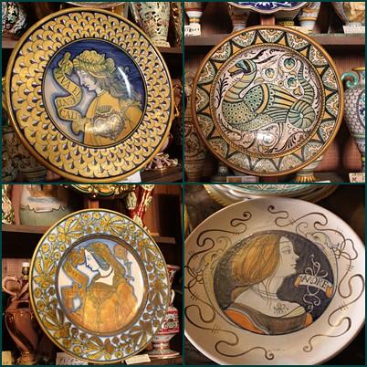 page-Deruta-ceramic-plates
