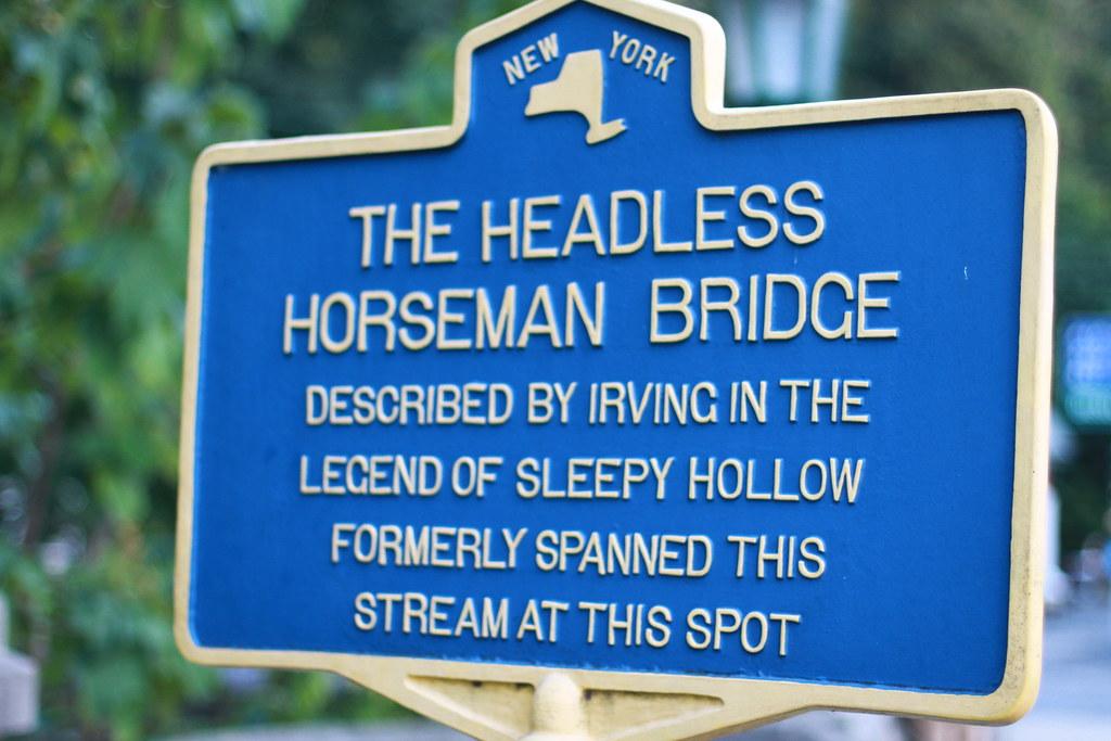 Headless Horseman Bridge