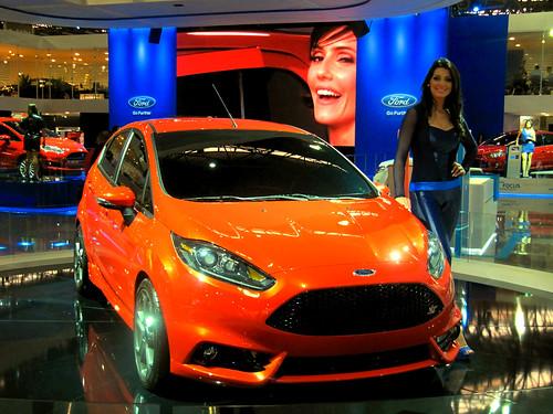 Ford New Fiesta ST